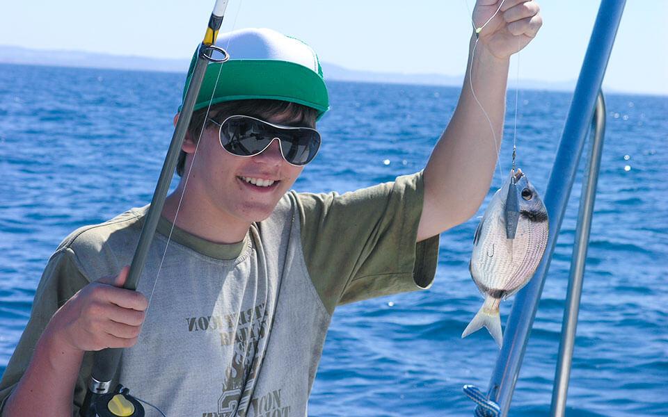 fishing trips boat trips albufeira