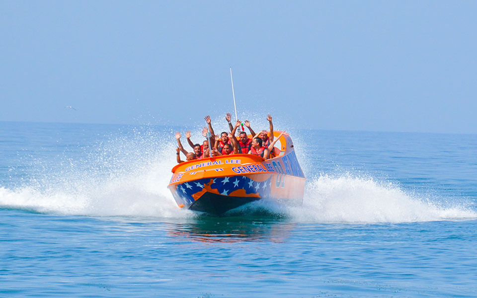 jet boat speed boat watersports