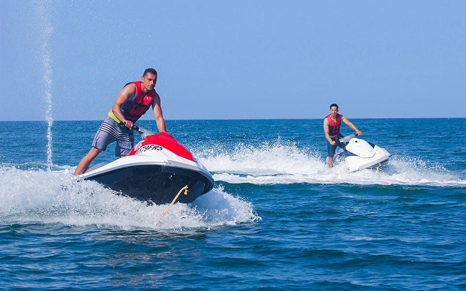 jet skis watersports albufeira