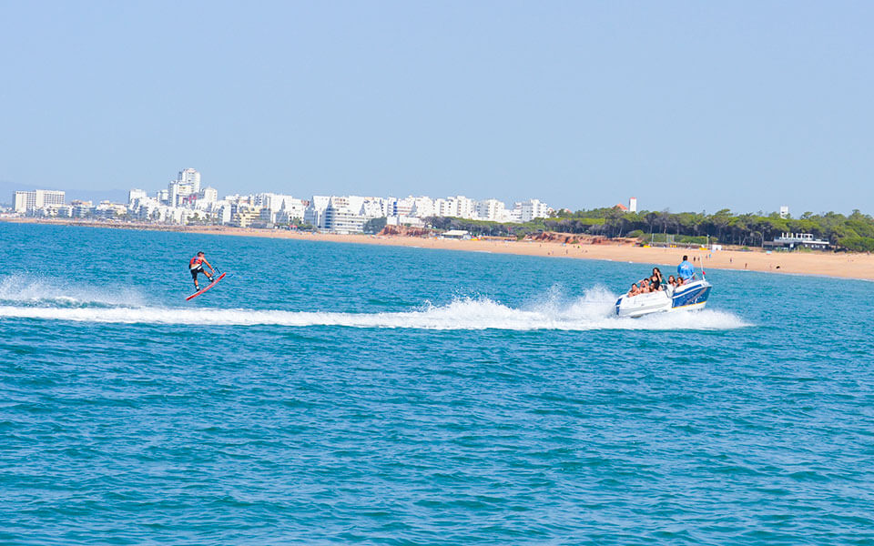 water skis wakeboarding watersports albufeira