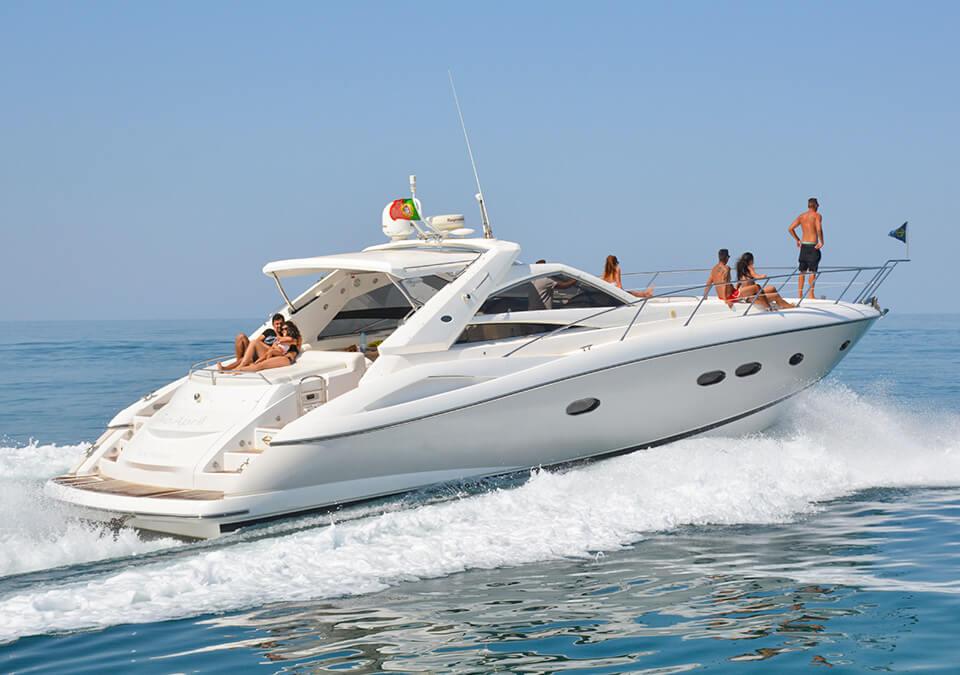 yacht charters albufeira